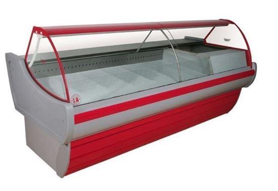 Снимка на Βιτρίνα ψυγείο αλλαντικών -τυροκομικών ΔΙΑΣ