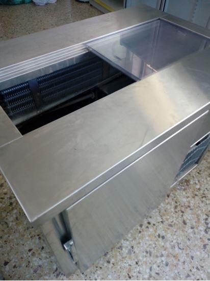 Εικόνα από Ψυγείο τυριών για βαρέλι